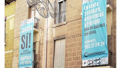 Edificio Poeta Quintana 27 en Centro de Alicante
